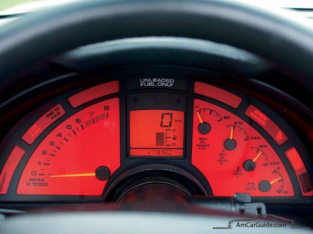 Chevrolet Corvette 1984 1996 C4 Amcarguide Com American Muscle