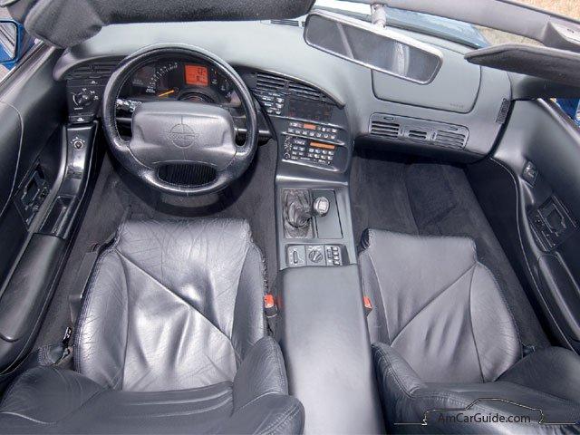 Chevrolet Corvette 1984 1996 C4 American Muscle Car Guide