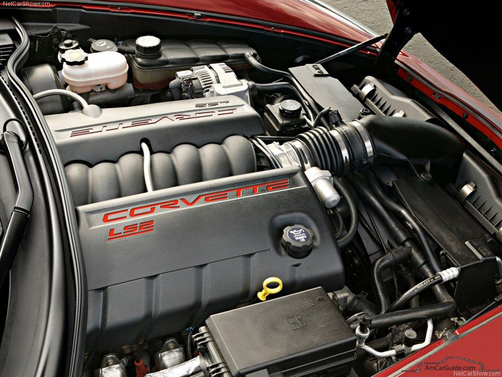 Chevrolet Corvette: 2005-present, C6   AmcarGuide.com ...