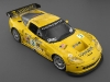 2005 Chevrolet  Corvette C6R Race Car. X05MO_CH001