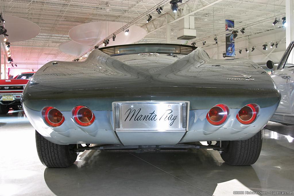 Forgotten Corvette Concepts Amcarguide Com American