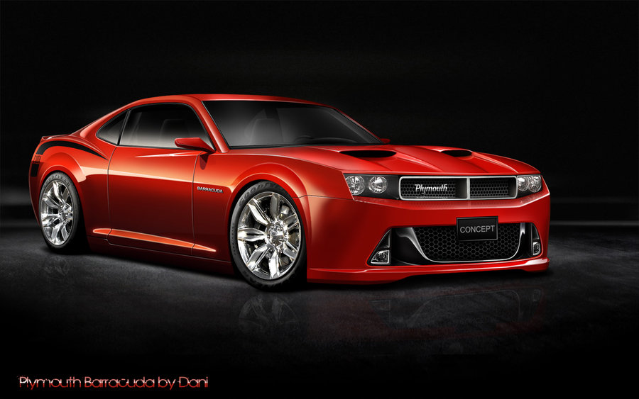 2015 Dodge Barracuda Concept Car Oto News