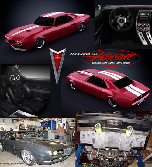 Custom Pontiac Firebird Kaucherkustoms Hot Rods And Custom Stuff