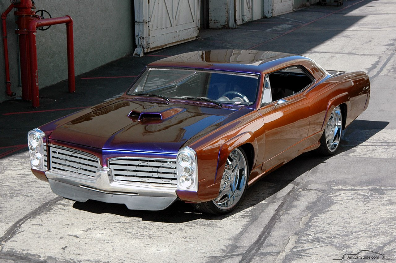 Custom movie car: 1967 Pontiac GTO AmcarGuide.com American muscle ...