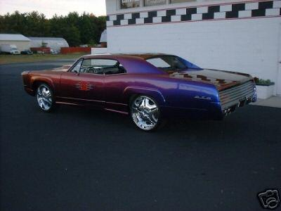 Custom movie car: 1967 Pontiac GTO | AmcarGuide com - American