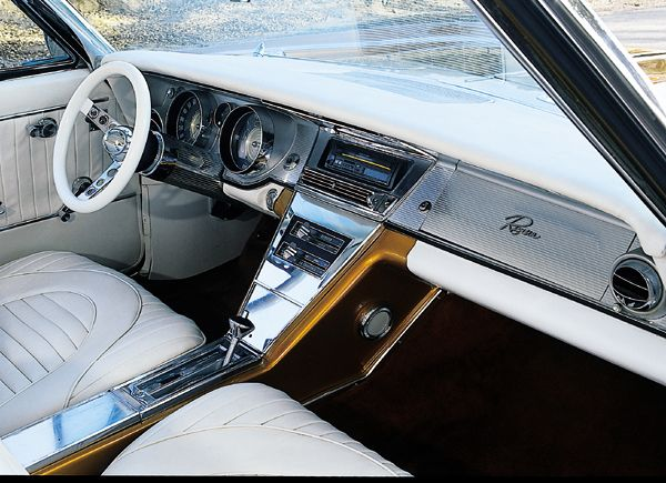 Custom Buick Riviera Mike Obrien on 1964 Buick Riviera Custom Interior
