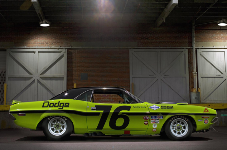 Dave Wendt Dodge Challenger Muscle Car Photo on Dodge Dakota Convertible