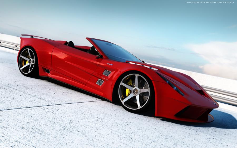 2014 C7 Corvette Concept  AmcarGuidecom  American muscle car guide