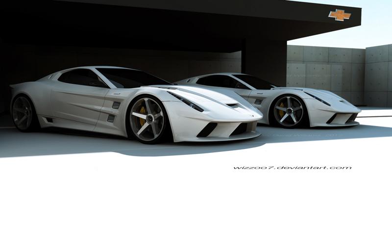 Corvette C Concept