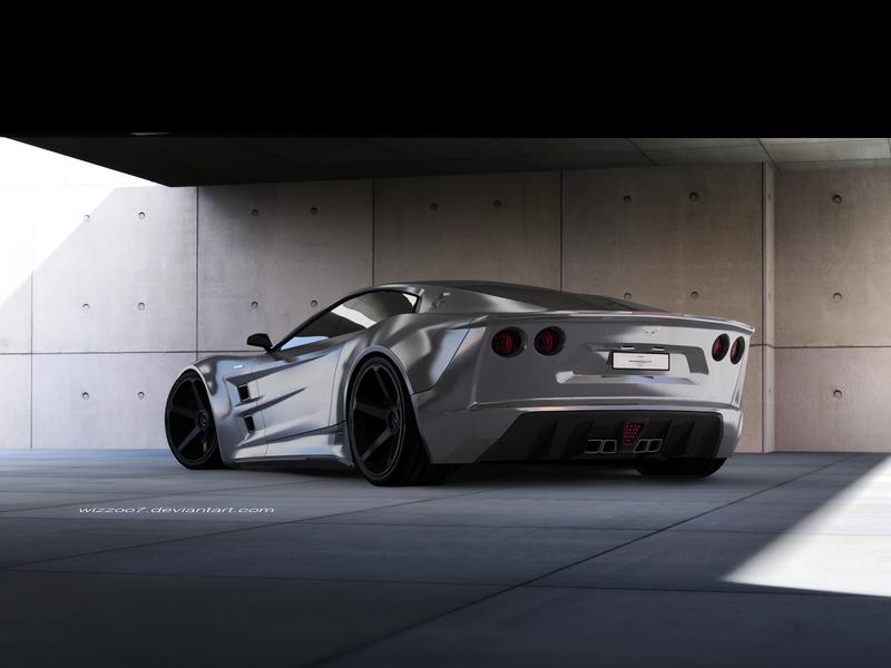 2014 C7 Corvette Concept Amcarguide Com American