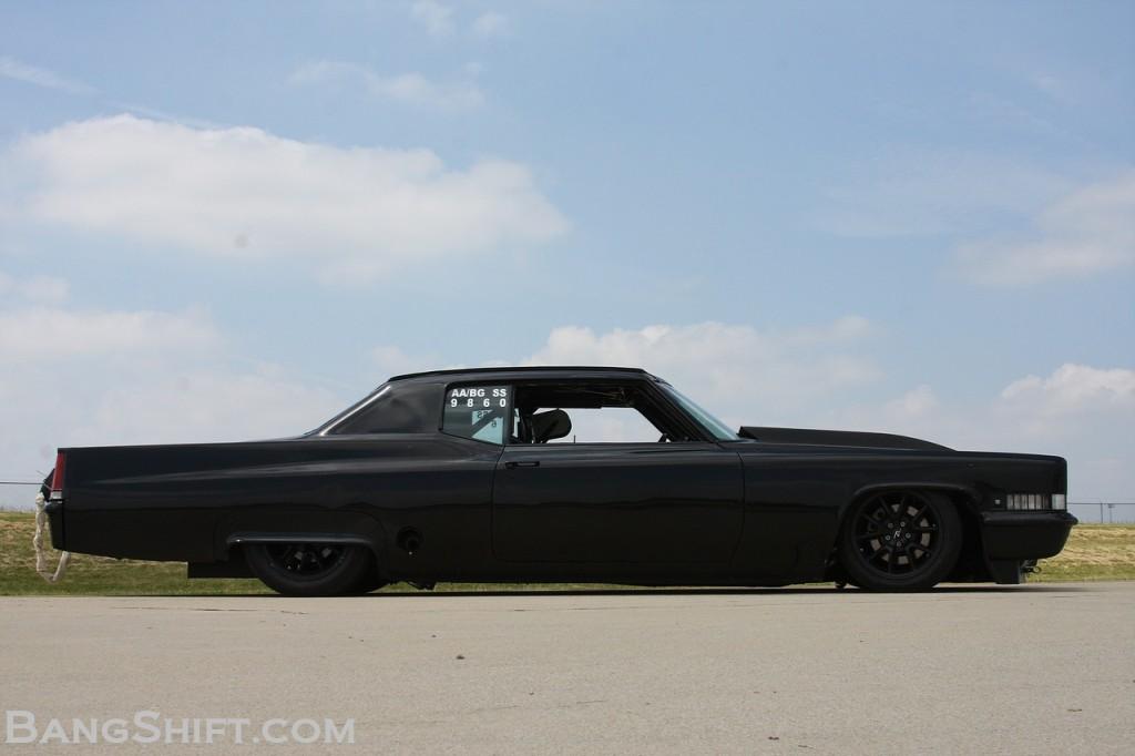 Cadillac Coupe De Kill Sean Mote