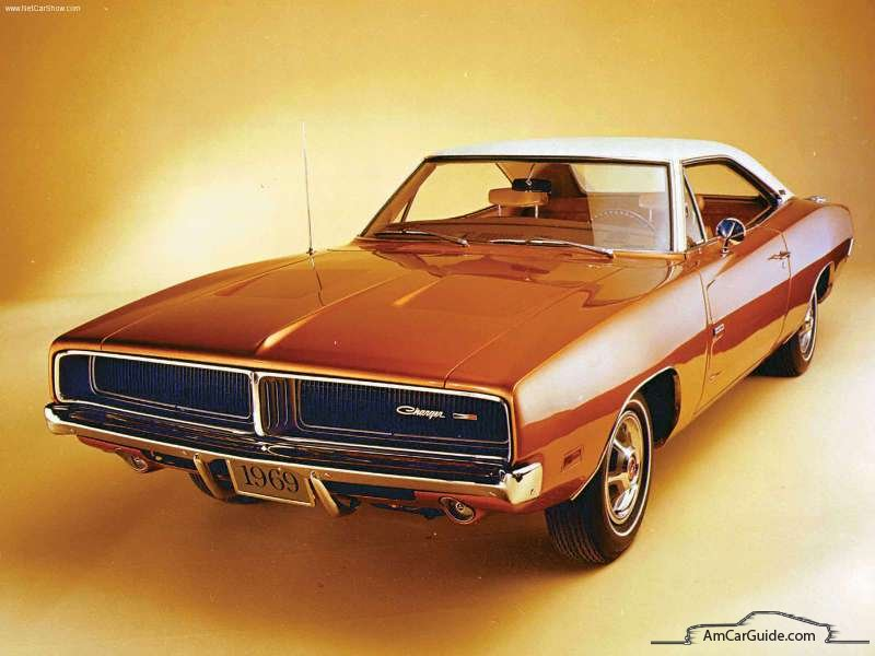 Dodge Charger History 1964 2009 Amcarguide Com