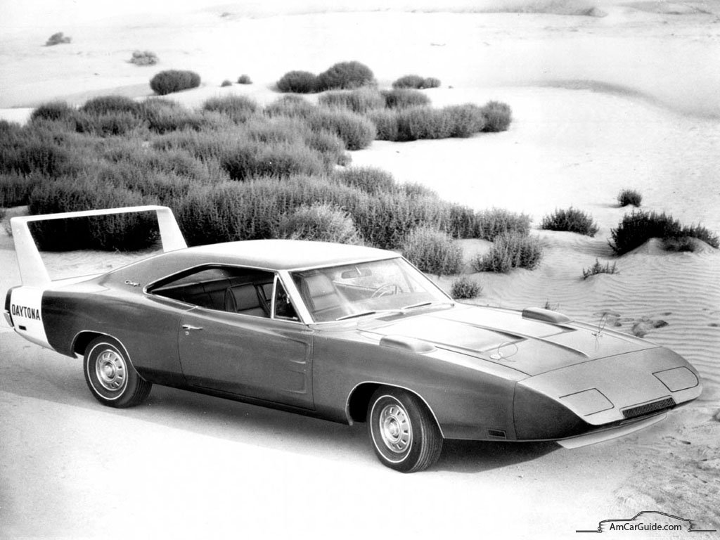 Dodge Charger History: 1964-