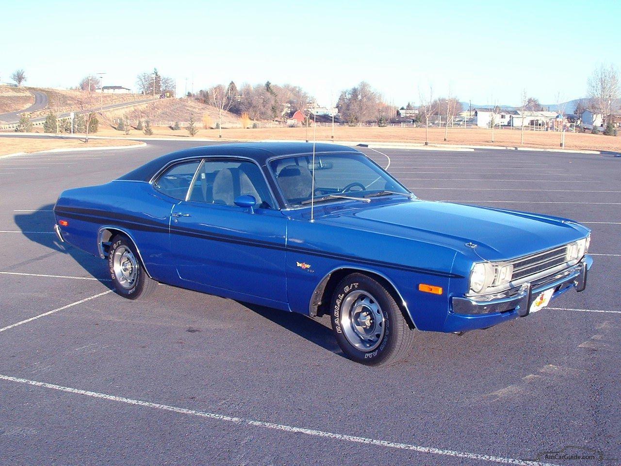 Dodge Dart: 1960-1976   AmcarGuide.com - American muscle car guide