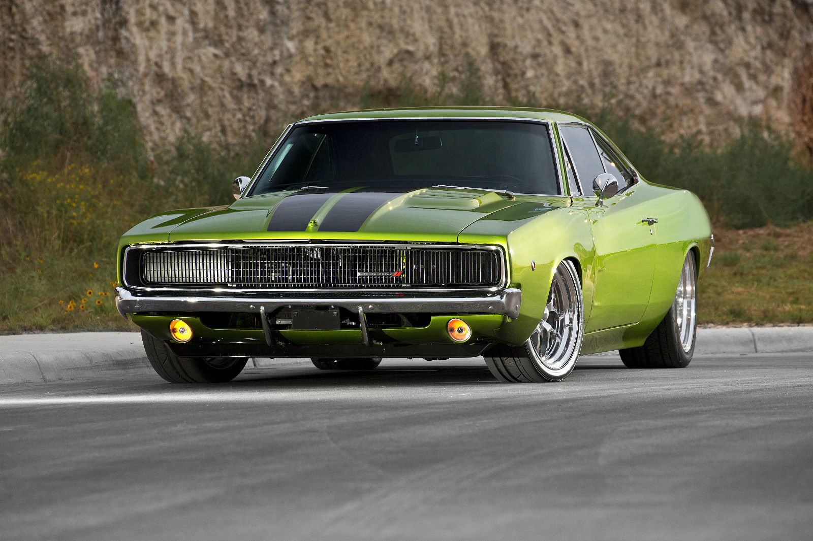 ebay find: 1968 dodge charger | amcarguide - american muscle car