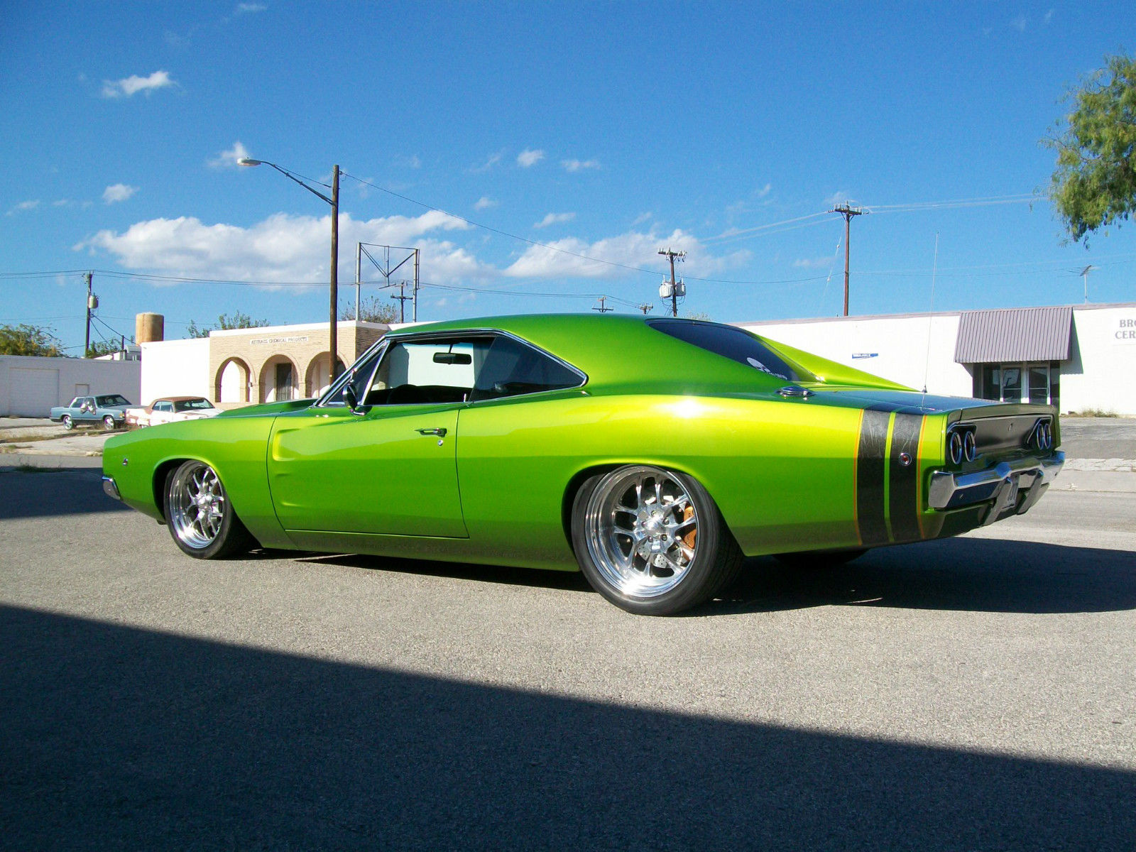 Ebay find: 1968 Dodge Charger | AmcarGuide.com - American muscle car ...
