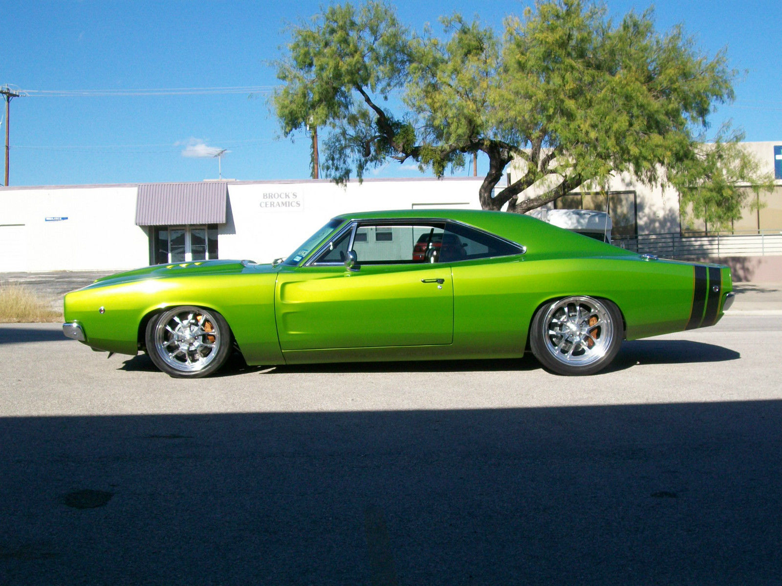 Ebay find: 1968 Dodge Charger   AmcarGuide.com - American muscle car