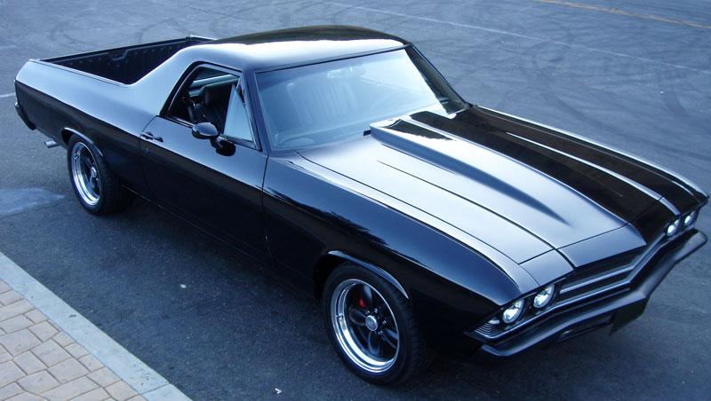 1969 el camino american muscle car guide. Black Bedroom Furniture Sets. Home Design Ideas