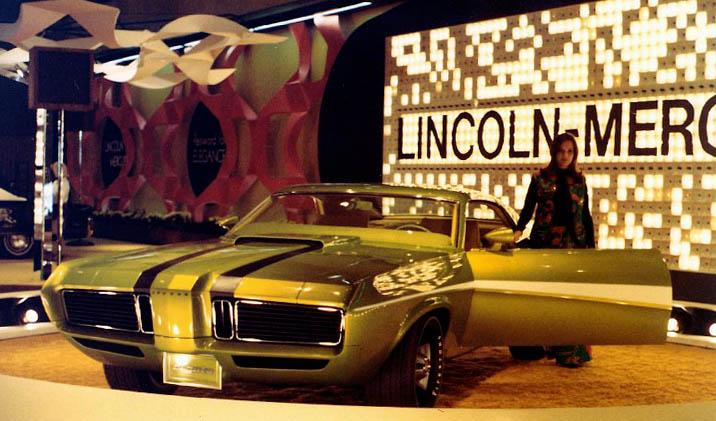 Mercury El Gato Concept on 07 Dodge Liberty
