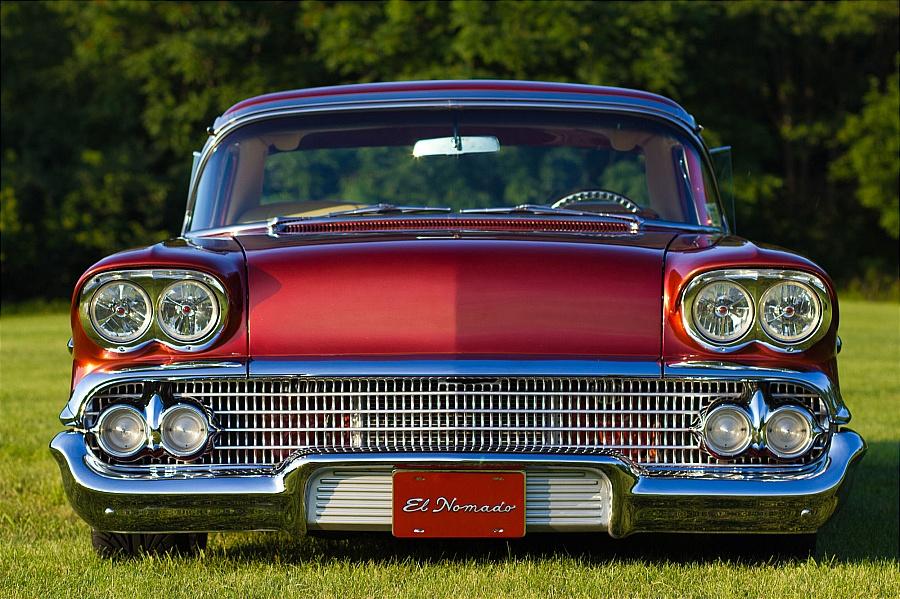 1958 El Nomado Amcarguide Com American Muscle Car Guide
