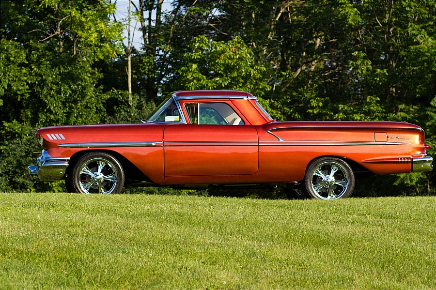 1958 Chevy Cars For Sale By Owner | Autos Post
