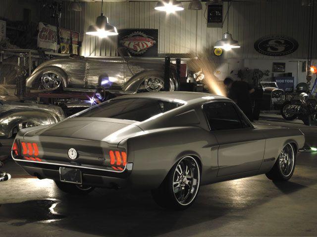 1967 Fast Forward Mustang Amcarguide Com American