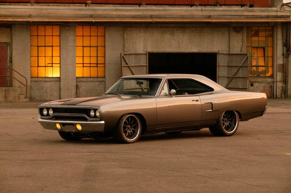 Hammer  1970 Plymouth Road Runner  AmcarGuidecom  American