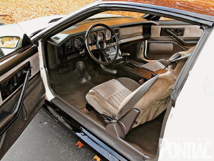 1982 Trans Am Interior Parts