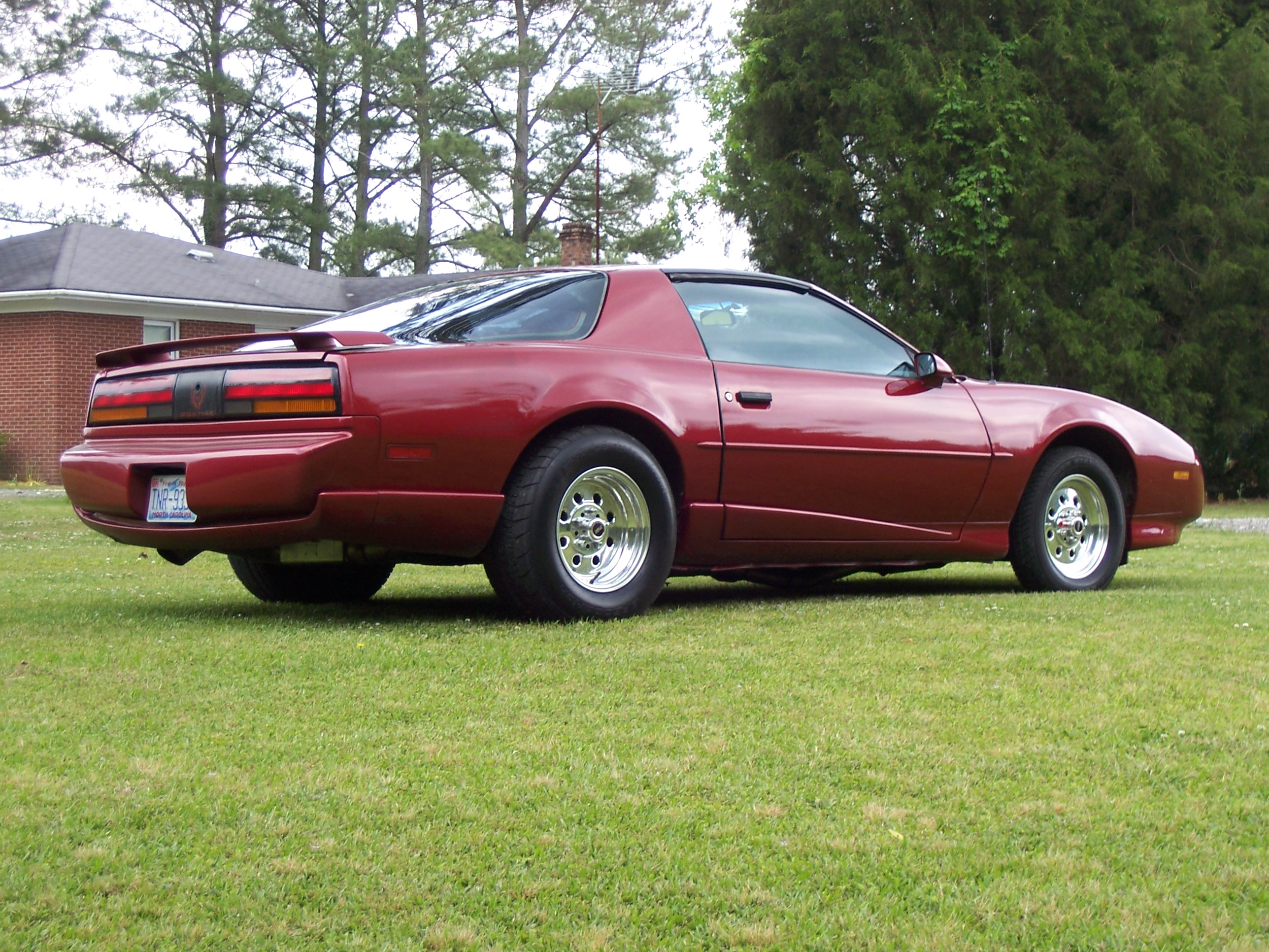 Pontiac Firebird: 1982-1992,