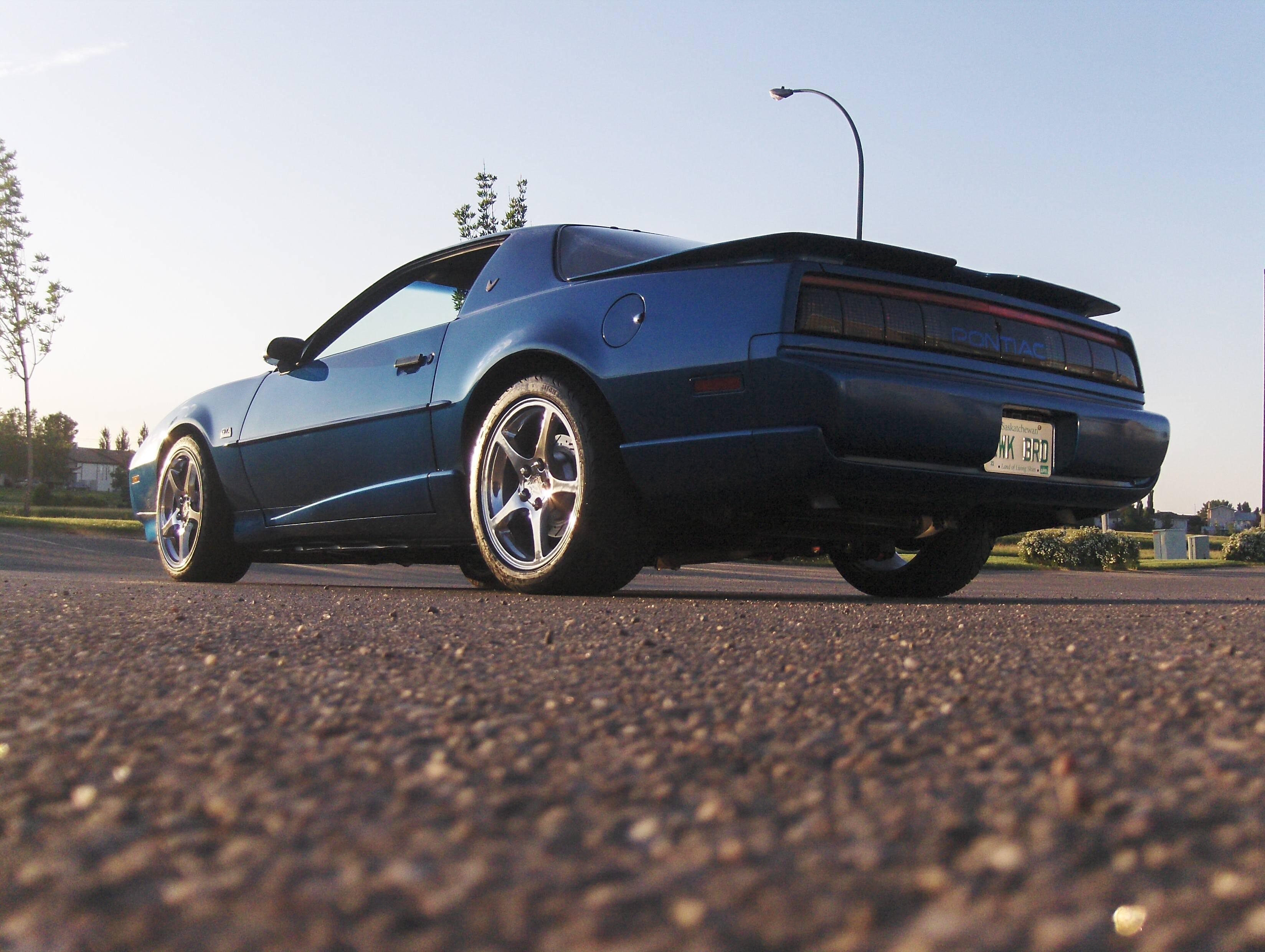 Pontiac Firebird Banshee Rear