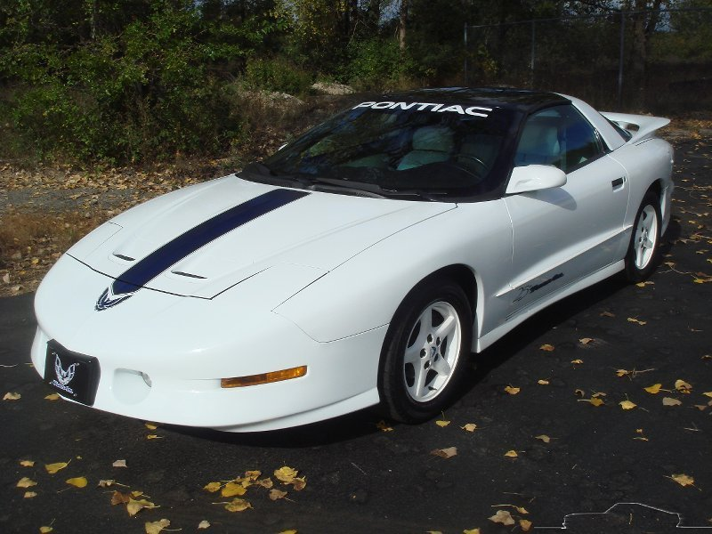 1994 25th Anniversary Pontiac Firebird Trans Am 1
