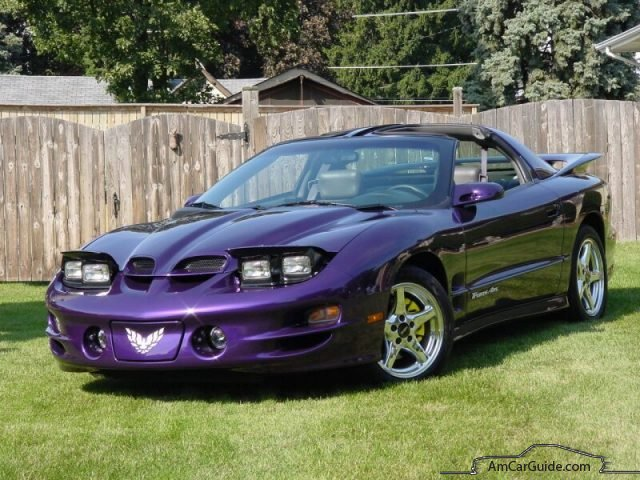 pontiac firebird 1992 2002 4th generation amcarguide. Black Bedroom Furniture Sets. Home Design Ideas