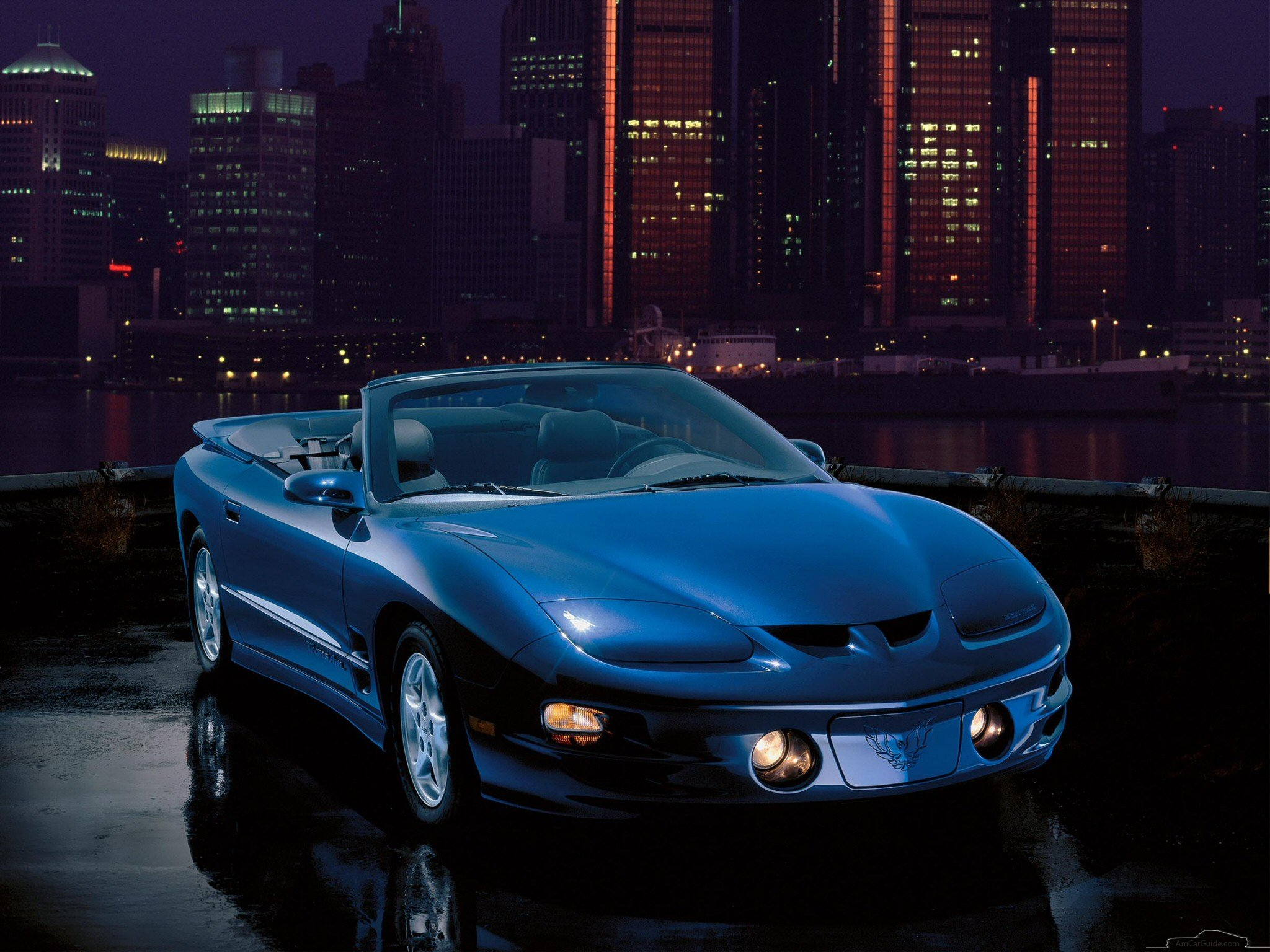 Pontiac Firebird 1992 2002 4th Generation Amcarguide