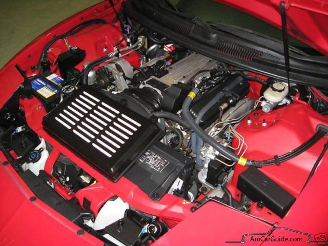 Pontiac Firebird 19922002 4th generation  AmcarGuidecom