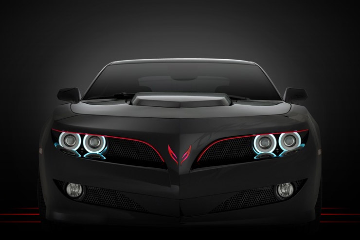 2011 firebird concept car. Custom 2011 Pontiac Firebird