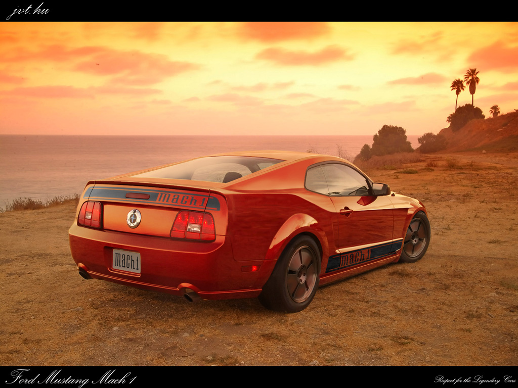 Future Ford Muscle Cars