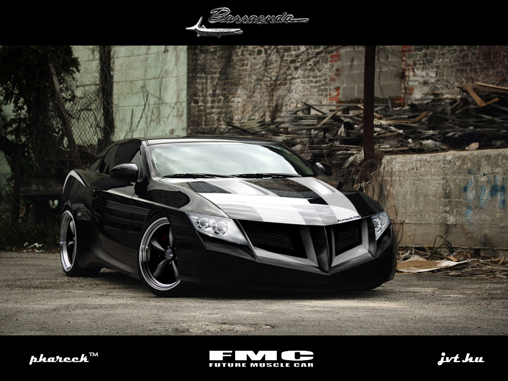 Unofficial Muscle Car Concepts Amcarguide Com American Muscle Car Guide