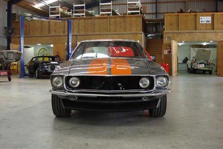 Kindig It Design >> Folden: half Mustang half Holden HQ | AmcarGuide.com ...