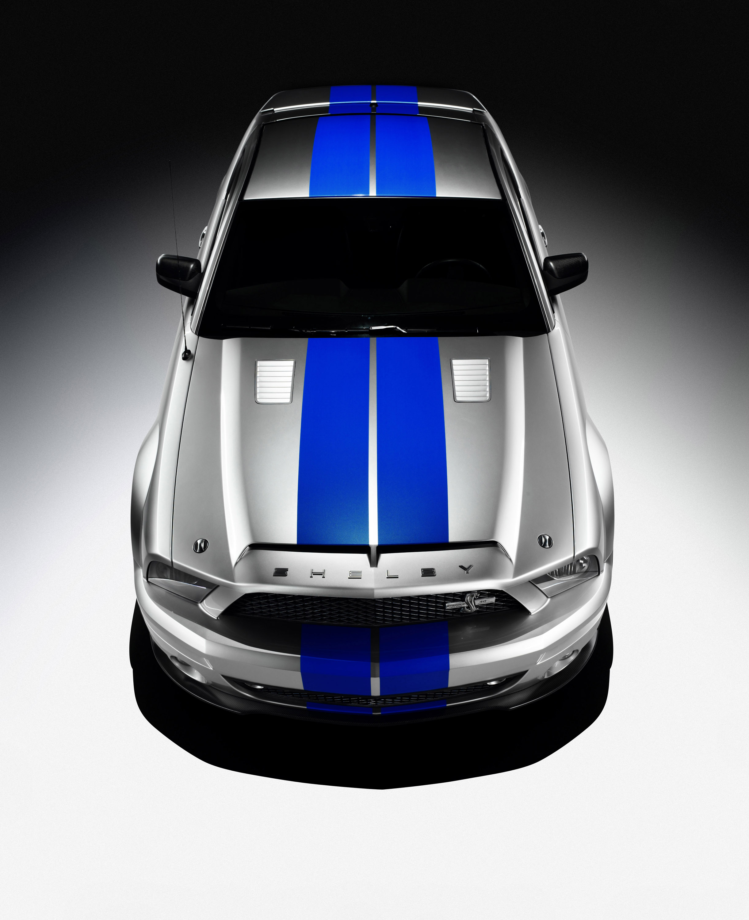 Ford mustang 2005 present 5th generation amcarguide 2008 ford shelby gt500kr biocorpaavc Gallery