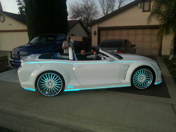Craigslist Find 2012 Camaro Ss Custom Amcarguide Com