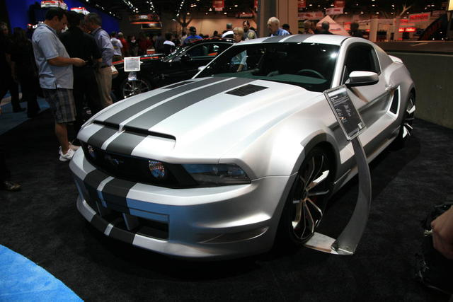 2012 mustang widebody by forgiato. Black Bedroom Furniture Sets. Home Design Ideas