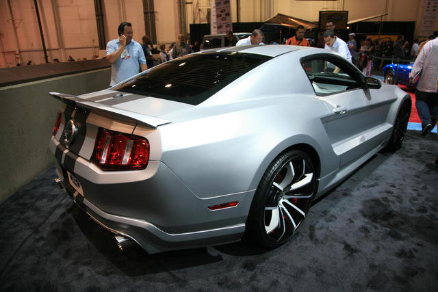 2012 Mustang Widebody By Forgiato Amcarguide Com