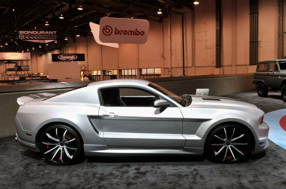 Mustang Widebody Forgiato
