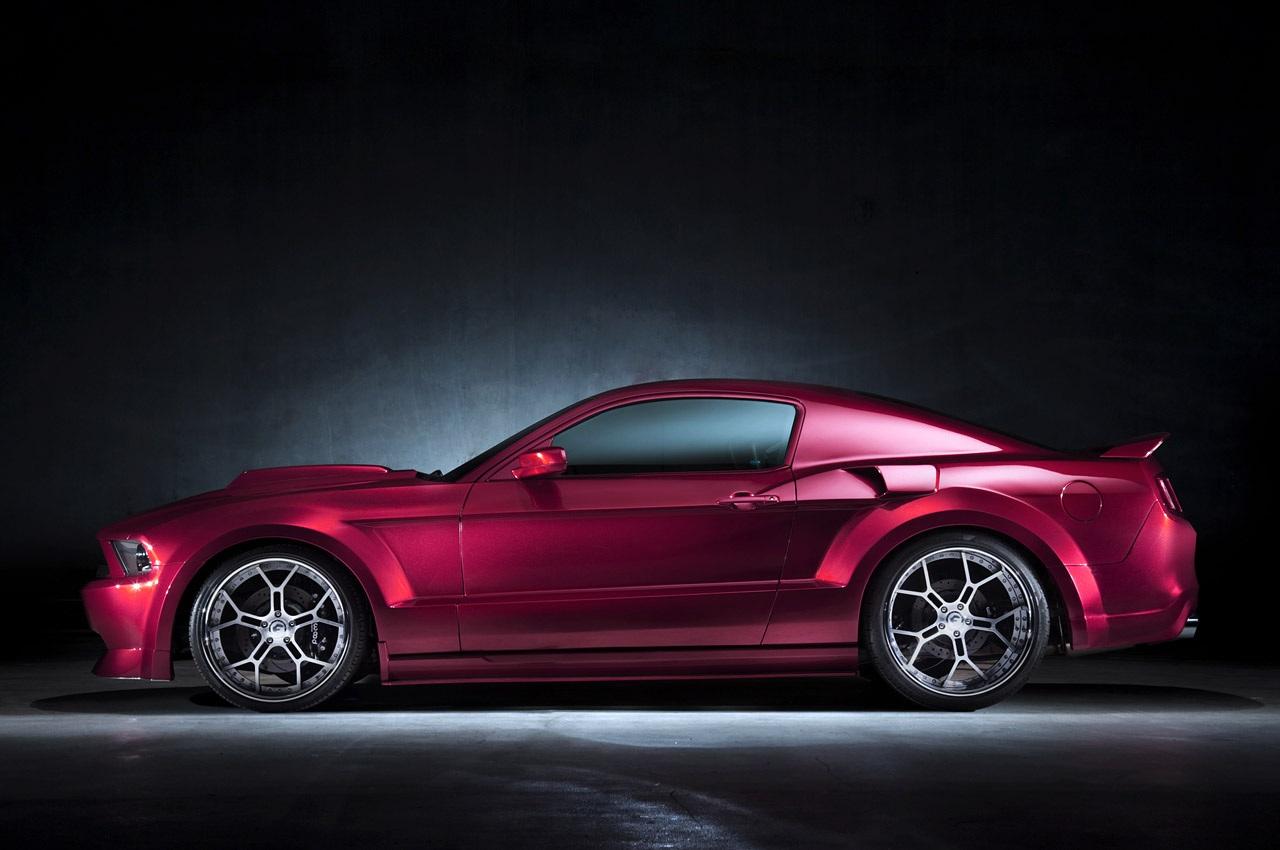 Mustang Boss 429 2013