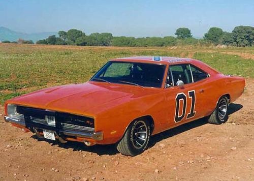 dodge charger 69. The General Lee 1969 Charger