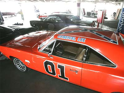 The General Lee 1969 Charger Amcarguide Com American