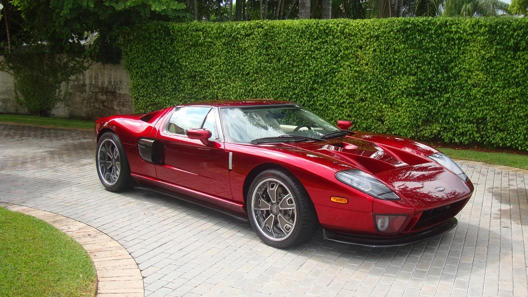Custom Ford Gt Gtx1 Amcarguide Com American Muscle