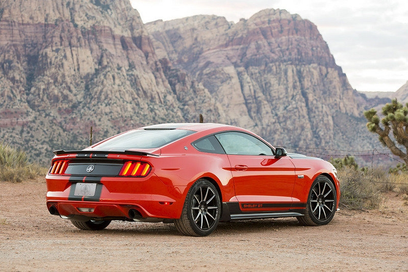 2016 Shelby Gt Ecoboost Mustang Amcarguide Com