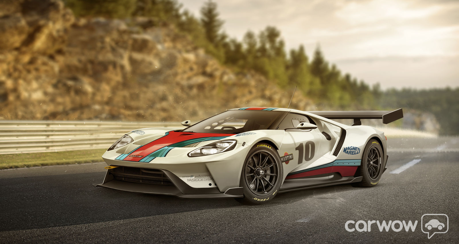 Gt Martini Ford Gt