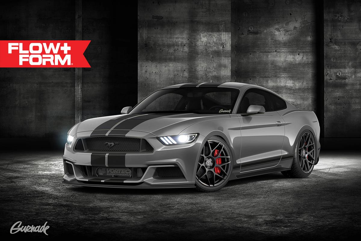 Rumor 2015 Mustang Gt350 Will Get 5 2 Liter V8